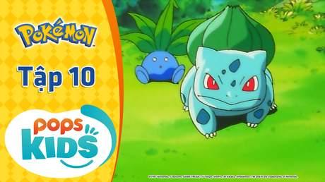 Pokémon S1 - Tập 10: Fushigidane và ngôi làng ẩn dấu