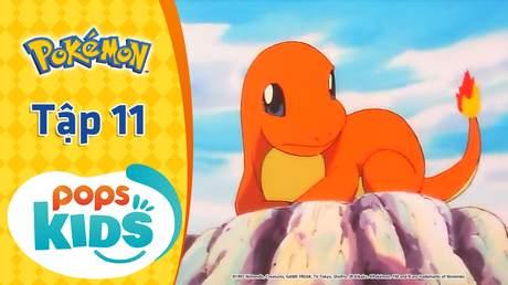 Pokémon S1 - Tập 11: Hitokage, Pokémon đi lạc