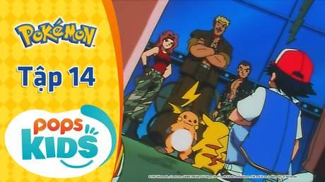 Pokémon S1 - Tập 14: Quyết chiến sốc điện! Nhà thi đấu Kuchiba