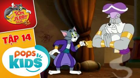 Tom and Jerry tales - Tập 14: Tu luyện