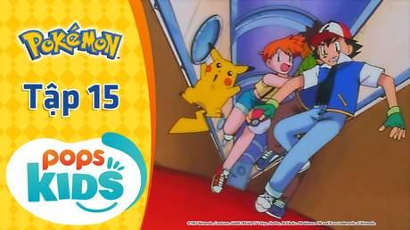 Pokémon S1 - Tập 15: Trận chiến ở du thuyền thánh Anne