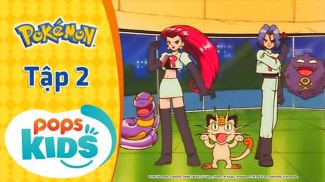 Pokémon S1 - Tập 2: Đối đầu ở trung tâm Pokémon