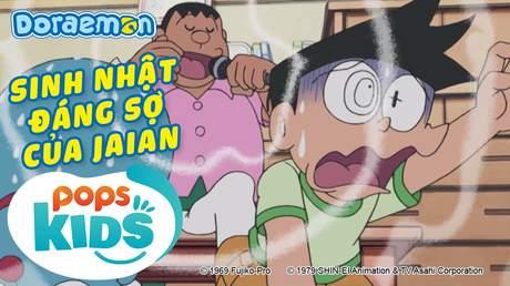 Doraemon S6 - Tập 262: Sinh nhật đáng sợ của Jaian