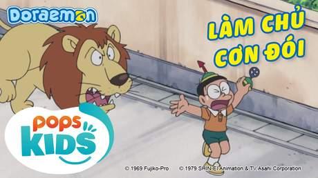 Doraemon S6 - Tập 270: Làm chủ cơn đói
