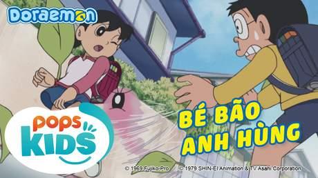 Doraemon S6 - Tập 274: Bé Bão anh hùng