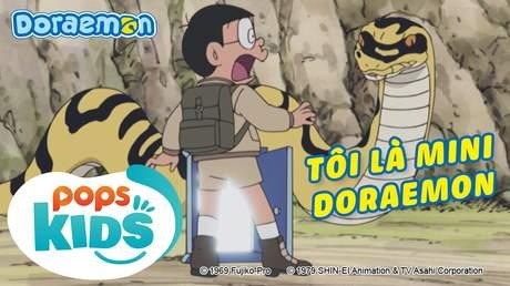 Doraemon S6 - Tập 277: Tôi là Mini Doraemon