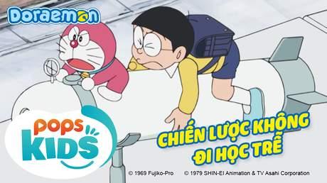 Doraemon S6 - Tập 279: Chiến lược không đi học trễ