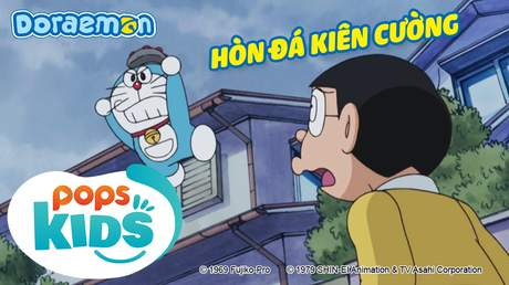 Doraemon S6 - Tập 280: Hòn đá kiên cường