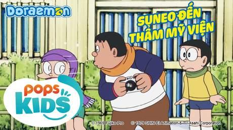 Doraemon S6 - Tập 281: Suneo đến thẩm mỹ viện