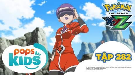 Pokémon S19 - Tập 282: Z ra đời! Kẻ ẩn nấp ở Kalos