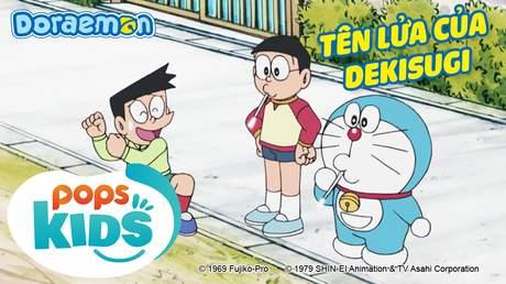 Doraemon S6 - Tập 284: Tên lửa của Dekisugi