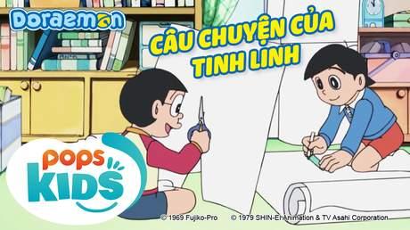 Doraemon S6 - Tập 285: Câu chuyện của tinh linh