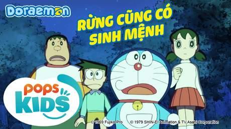 Doraemon S6 - Tập 286: Rừng cũng có sinh mệnh