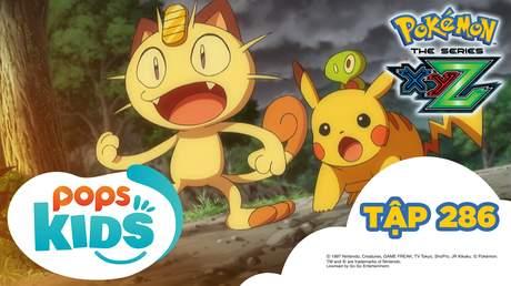 Pokémon S19 - Tập 286: Pikachu, nhìn vào giấc mơ của bé Puni!
