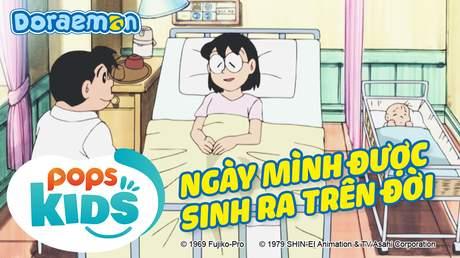 Doraemon S6 - Tập 287: Ngày mình được sinh ra trên đời