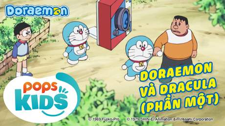 Doraemon S6 - Tập 290: Doraemon và Dracula (Phần 1)