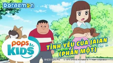 Doraemon S6 - Tập 293: Tình yêu của Jaian (Phần 1)