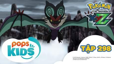 Pokémon S19 - Tập 298: Thunder và Onban! Tia chớp phẫn nộ