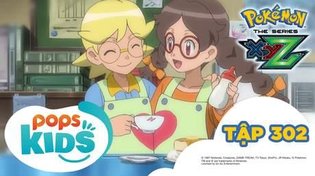 Pokémon S19 - Tập 302: Cô dâu của Shitoroni? Lời đề nghị đường đột của Yurika!