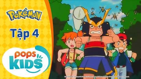 Pokémon S1 - Tập 4: Thách thức của thiếu niên Samurai