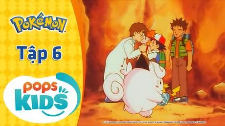 Pokémon S1 - Tập 6: Pippi và viên đá Mặt Trăng