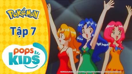 Pokémon S1 - Tập 7: Thủy cung Trung Hoa ở thành phố Hanada