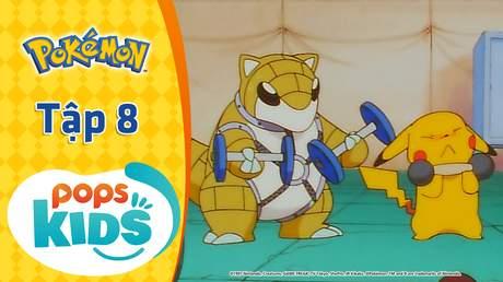 Pokémon S1 - Tập 8: Đường đến giải Liên đoàn Pokémon