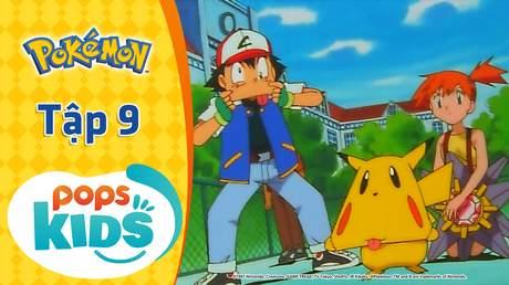 Pokémon S1 - Tập 9: Hướng dẫn quyết đấu Pokémon