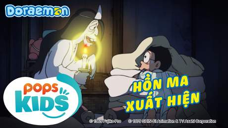 Doraemon S6 - Tập 298: Hồn ma xuất hiện