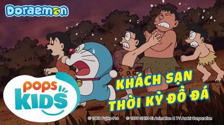 Doraemon S6 - Tập 300: Khách sạn thời kỳ đồ đá