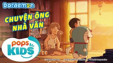 Doraemon S6 - Tập 303: Chuyện ông nhà văn