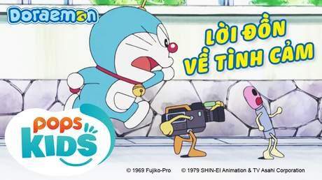 Doraemon S6 - Tập 306: Lời đồn về tình cảm