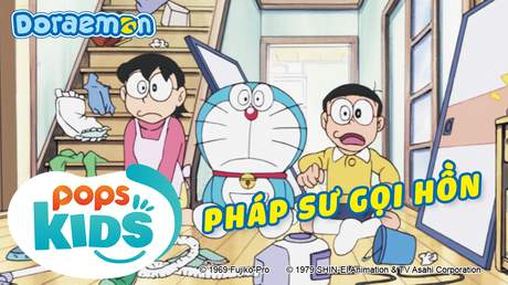 Doraemon S6 - Tập 309: Pháp sư gọi hồn