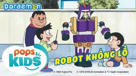 Doraemon S6 - Tập 312: Rô-bốt khổng lồ