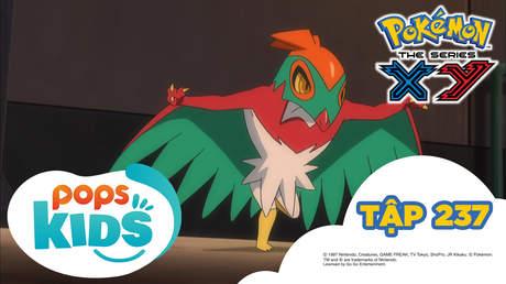 Pokémon S18 - Tập 237: Ruchaburu bóng tối