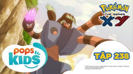 Pokémon S18 - Tập 238: Gekogashira đối đầu Gamenodesu