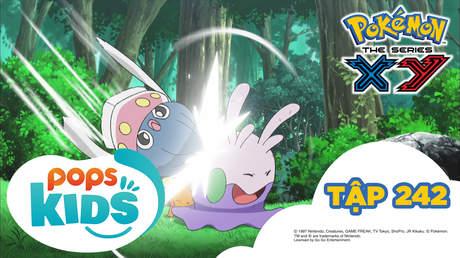 Pokémon S18 - Tập 242: Cố lên Dedenne
