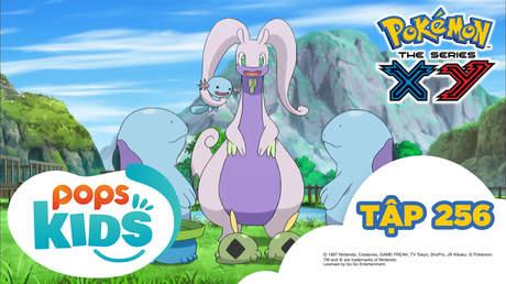 Pokémon S18 - Tập 256: Trận chiến vùng đầm lầy!
