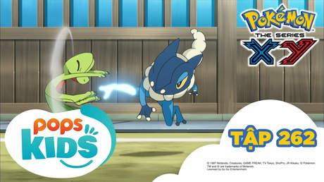 Pokémon S18 - Tập 262: Kì phùng địch thủ và 3 ngày phân thắng bại!