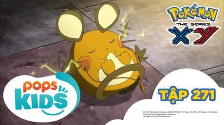 Pokémon S18 - Tập 271: Harimaron! Những việc vặt đầu tiên