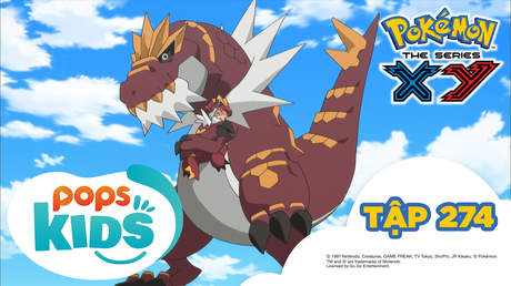 Pokémon S18 - Tập 274: Sự ân cần của Yurika! Chigorasu mít ướt