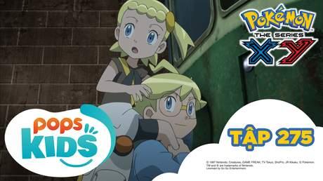 Pokémon S18 - Tập 275: Đoàn tàu ký ức! Shitoron và Horubi!