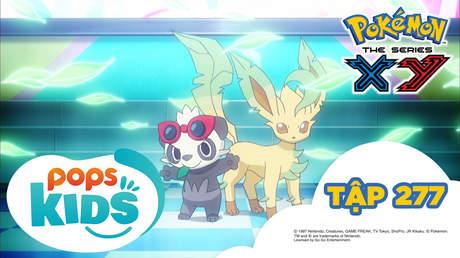 Pokémon S18 - Tập 277: Trận đấu đôi là trận đấu của tình bạn?