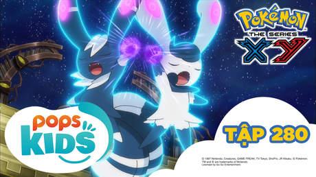Pokémon S18 - Tập 280: Thi đấu cặp tại nhà thi đấu Hiyakoku!!