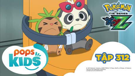 Pokémon S19 - Tập 312: Náo loạn ở lễ hội Karakuri!