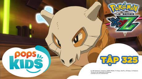 Pokémon S19 - Tập 325: Bắt đầu bằng con số 0! Quyết định của Shitoron!