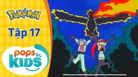 Pokémon S1 - Tập 17: Hòn đảo Pokémon khổng lồ
