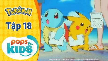 Pokémon S1 - Tập 18: Ngày nghỉ ở Aopuruko
