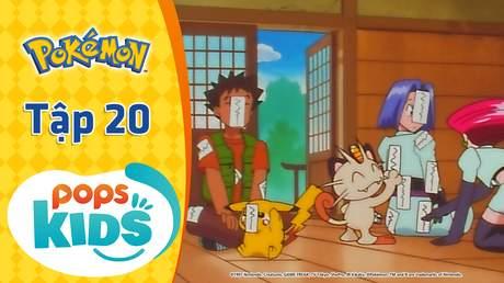 Pokémon S1 - Tập 20: Pokémon linh hồn và lễ hội mùa hè