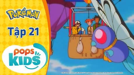 Pokémon S1 - Tập 21: Tạm biệt Butterfree